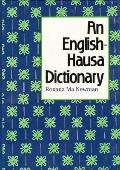 English-Hausa Dictionary