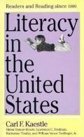 Literacy in the United States Readers and Reading Since 1880