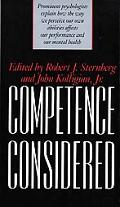 Competence Considered