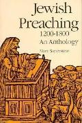 Jewish Preaching, 1200-1800 An Anthology