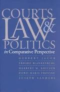 Courts, Law, and Politics in Comparative Perspective