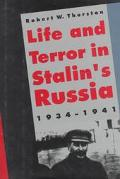 Life and Terror in Stalin's Russia 1934-1941