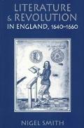 Literature and Revolution in England 1640-1660