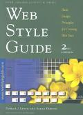 Web Style Guide Basic Design Principles for Creating Web Sites
