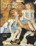 Impressionist Cats & Dogs Pets in the Painting of Modern Life