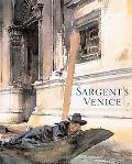Sargent's Venice