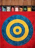 Jasper Johns An Allegory of Painting, 1955-1965