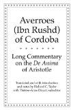 Long Commentary on the de Anima of Aristotle