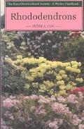 Rhododendrons (Wisley Handbook Series)