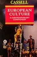 European Culture: A Contemporary Companion - Jonathan Law - Paperback
