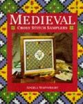 Medieval Cross Stitch Samplers