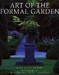 Art of the Formal Garden - Arend Jan Van Der Horst - Hardcover
