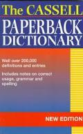 The Cassell Paperback Dictionary