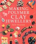 Making Polymer Clay Jewelery