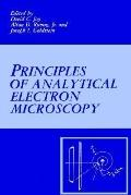 Principles of Analytical Electron Microscopy
