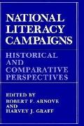 National Literacy Campaigns Historical and Comparative Perspectives