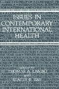 Issues in Contemporary International Health