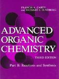 Advanced Organic Chemistry,part B