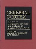 Cerebral Cortex Comparative Structure and Evolution of Cerebral Cortex  Volume 8a Part 1