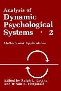 Analysis of Dynamic Psychological Systems Methods and Applications