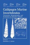 Galapagos Marine Invertebrates Taxonomy, Biogeography, and Evolution in Darwin's Islands