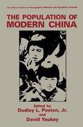 Population of Modern China