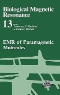 Biological Magnetic Resonance Emr of Paramagnetic Molecules/Book and Disk