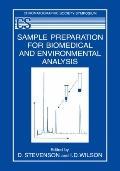 Sample Preparation for Biomedical and Environmental Analysis