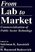 From Lab to Market Commercialization of Public Sector Technology