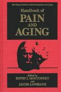 Handbook of Pain and Aging