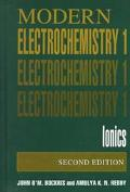 Modern Electrochemistry Ionics
