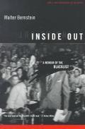 Inside Out A Memoir of the Blacklist