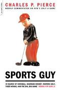 Sports Guy In Search of Corkball, Warroad Hockey, Hooters Golf, Tiger Woods, and the Big, Bi...