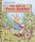 The Tale of Peter Rabbit (a Little Golden Book)