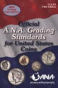 Official American Numismatic Association Grading Standards for United States Coins