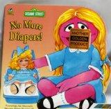 No More Diapers (Sesame Street/Golden Book)