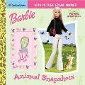 Barbie Animal Snapshots : A Picture Scrapbook