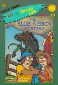 Blue Ribbon Mystery - Erica Farber - Paperback