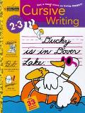 Cursive Writing Step Ahead