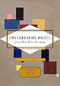 Conversation Pieces Poems That Talk to Other Poems