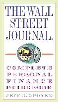 Wall Street Journal. Complete Personal Finance Guidebook