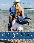 Artwork Blue The Knitter's Quintessential Guide to Working With Indigo Yarn