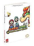 Mario & Luigi: Bowser's Inside Story: Prima Official Game Guide (Prima Official Game Guides)