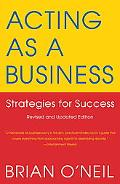 Acting as a Business: Strategies for Success (Vintage)