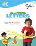 Pre-K Beginning Letters (Sylvan Workbooks)