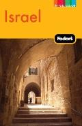 Fodor's Israel, 8th Edition