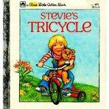 Stevie's Tricycle (First Little Golden Book)