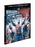 WWE Smackdown v RAW 2011 : Prima Official Game Guide