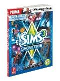 Sims 3 Showtime : Prima Official Game Guide
