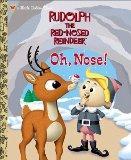 Oh, Nose! (Little Golden Book)